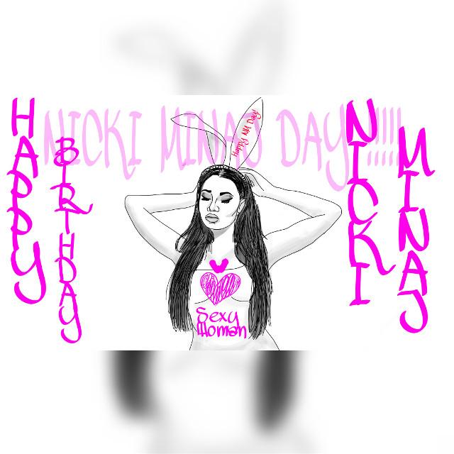 #FreeToEdit  Nicki Minaj Day!!!! Our sexy woman ~~~