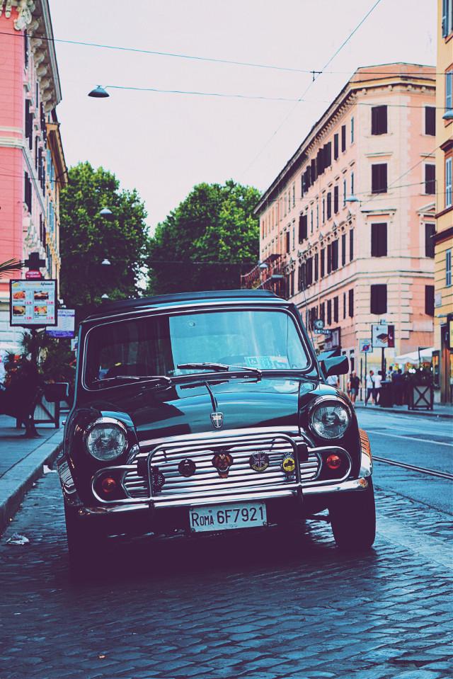 #FreeToEdit #Car #Photography #Cars #Rome #Italy #Italia #Roma #Street #streetphotography #mood #dark #darkgreen #Green #Life #lifestyle #Style #Sunny #Day #PicsArt