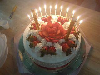 cacke birthday