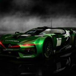 car green freetoedit