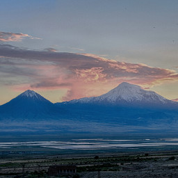 funarmenia freetoedit ararat araratmountain mountains