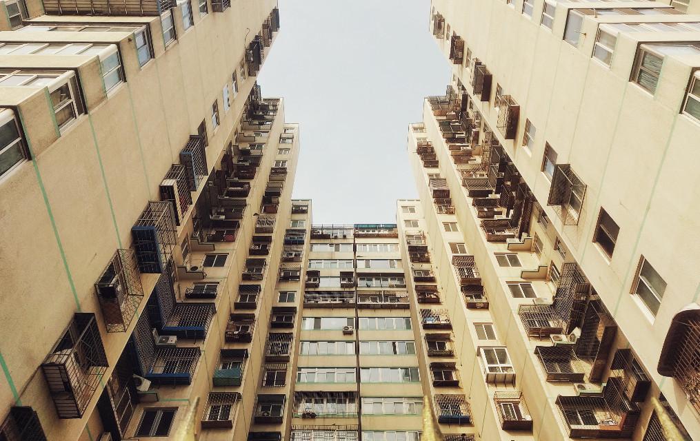 Up #FreeToEdit  #photography  #building  #architecture  #window  #freetoedit  #city