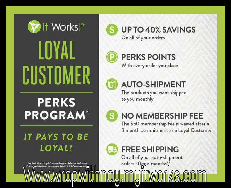 -- Become an It Works Loyal Customer and enjoy a variety of products we have to offer for everyday life!! You really can buy more and save more when you join our Loyal Customer program and enjoy the many perks of being Loyal!!  To find out how please comment below ⬇️ or pm me 'LOYAL CUSTOMER' for more info!!  #itworks #itworksloyalcustomer #itworksglobal #itworkswraps #itworksgreens #itworkssystem #itworksproducts #itworksresults