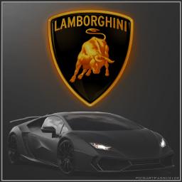 MadeWithPicsArt lamborghini FreeToEdit car logo remixme dream