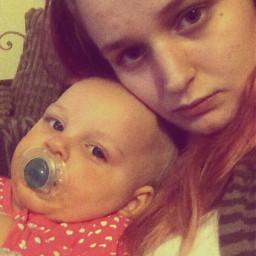 poorly princess mummy cuddles freetoedit
