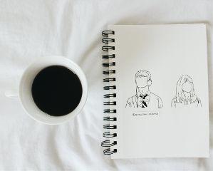 photo photography drawing coffee interesting freetoedit