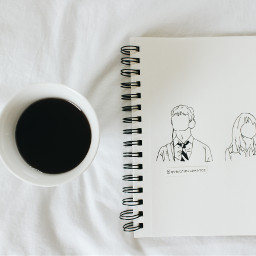 photo photography drawing coffee interesting freetoedit