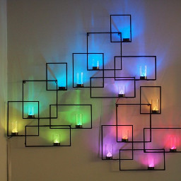 freetoedit walllight colorful light
