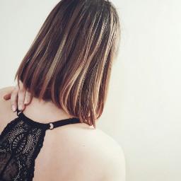 freetoedit shorthair hair back dpcwomen