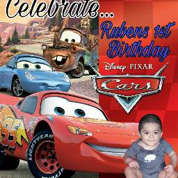 babyruben 1stbirthday carstheme leapyearbaby