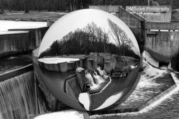 blackandwhite photography flint michigan steppingstonefalls