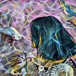 freetoedit dailyremixmechallenge magiceffect dailyremixme mermaid