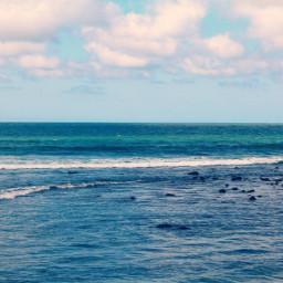 freetoedit ocean bluesandgreens nature naturephotography